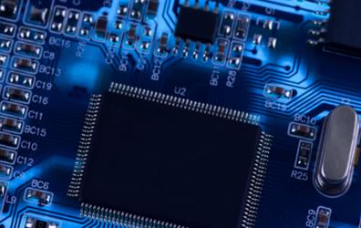 工业品电子电路板维修拍摄